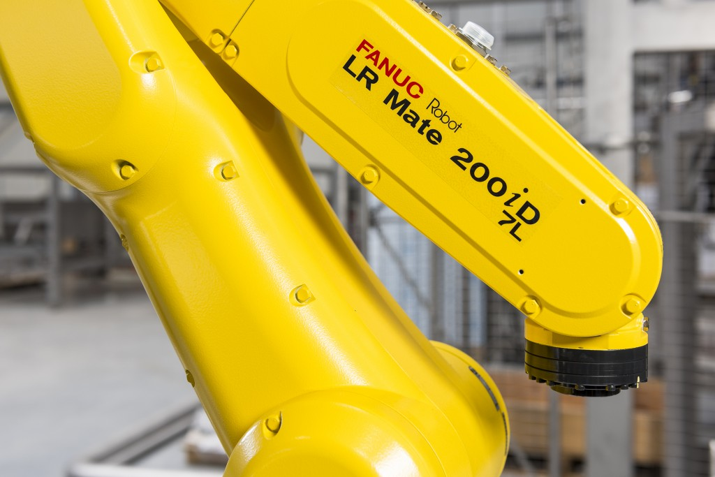 KV Techniek   The Robot Company
