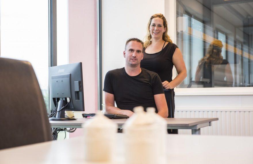 Bastiaan en Annemarie Krijger