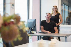 Bastiaan en Annemarie | KV Techniek